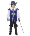 Carnavalskleding Musketiers kostuums kinderen