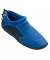 Anti-slip blauwe waterschoen voor heren