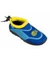 Blauwe neopreen waterschoenen / zwemschoentjes