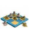 3 zeehonden op een rij spel