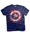 Captain America artikelen shirt heren