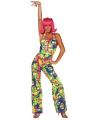 Carnavalskleding Catsuit seventies kostuum