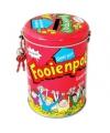 Spaarblik Fooien cadeau 10 cm