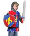 Ridder kostuum kinderen