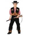 Cowboy kleding kinder kostuum