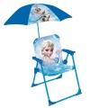 Disney Frozen strandstoeltje met parasol