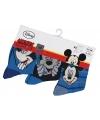 Mickey Mouse sokjes voor kinderen 3-pak