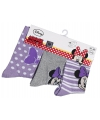 Minnie Mouse sokjes voor kinderen 3-pak