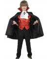Carnavalskleding Dracula kinder kostuum
