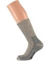 Merino wollen sokken grijs 42-45