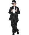 Gangster kleding kostuum voor kinderen