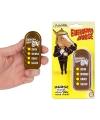 Feestartikelen paarden geluiden in button