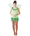 Carnavalskostuum elfje voor dames