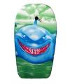 Zomer speelgoed bodyboard haaien