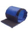 Hardloopbandje blauw met ritsje