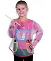 Kinderspeelgoed kinder knutsel schort met zakken