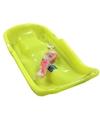 Kinderspeelgoed Kinder plastic slee geel