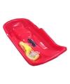 Kinderspeelgoed Kinder plastic slee rood