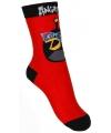 Angry Birds sokjes rood voor kinderen 1 paar