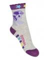 My Little Pony sokjes grijs voor kinderen 1 paar