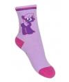 My Little Pony sokjes lila voor kinderen 1 paar