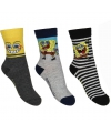 Spongebob sokjes voor kinderen 3-pak