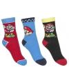 Super Mario sokjes voor kinderen 3-pak