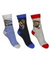 Turtles sokjes voor kinderen 3-pak