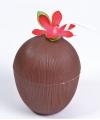 Feestartikelen Kokosnoot beker