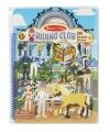 Paarden spelboek met stickers