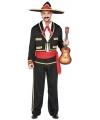 Carnavalskleding Mexico voor heren