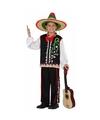 Carnavalskleding Mexicaanse man voor jongens