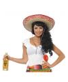Mexico accessoirepakket voor dames