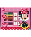 Minnie Mouse speelgoed stempel set compleet