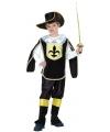 Carnavalskleding Musketiers kostuums kids