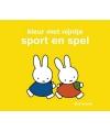 Nijntje sport en spel kleurboeken vanaf 2 jaar