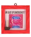 Feestartikelen Noodgeval box condoom