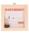 Feestartikelen Noodgeval box sigaret