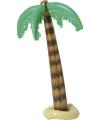 Feestartikelen Opblaas palmboom 90 cm.