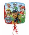 Paw Patrol kinderfeest folie ballon