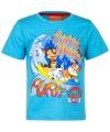 Kinder t shirt Paw Patrol blauw