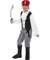 Carnavalskleding Piraten kostuum voor kinderen