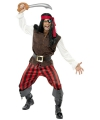 Carnavalskleding Piraten ship mate kostuum