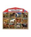Speelgoed paarden set
