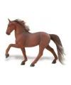 Plastic tennessee walking paard 13 cm