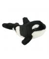 Kinder knuffel orka 18 cm