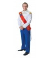 Prince Charming verkleedpak