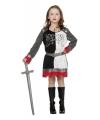 Ridder feest outfit voor meisje