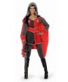Carnavalskleding Ridder kostuum dames Gwen
