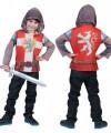 Ridder shirt met capuchon en 3D opdruk voor kids Alkmaar